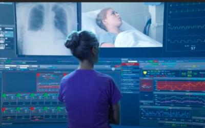 Coronavirus : GE Healthcare déploie une technologie de surveillance à distance des données des patients