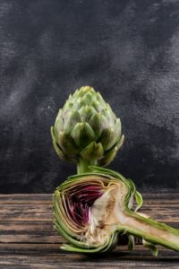 artichaut plante detox