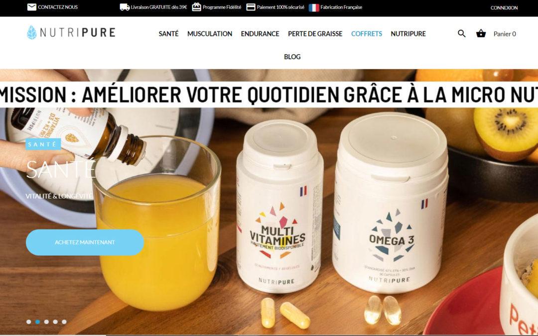 Nutripure : présentation de la marque, avis produits, codes promo…