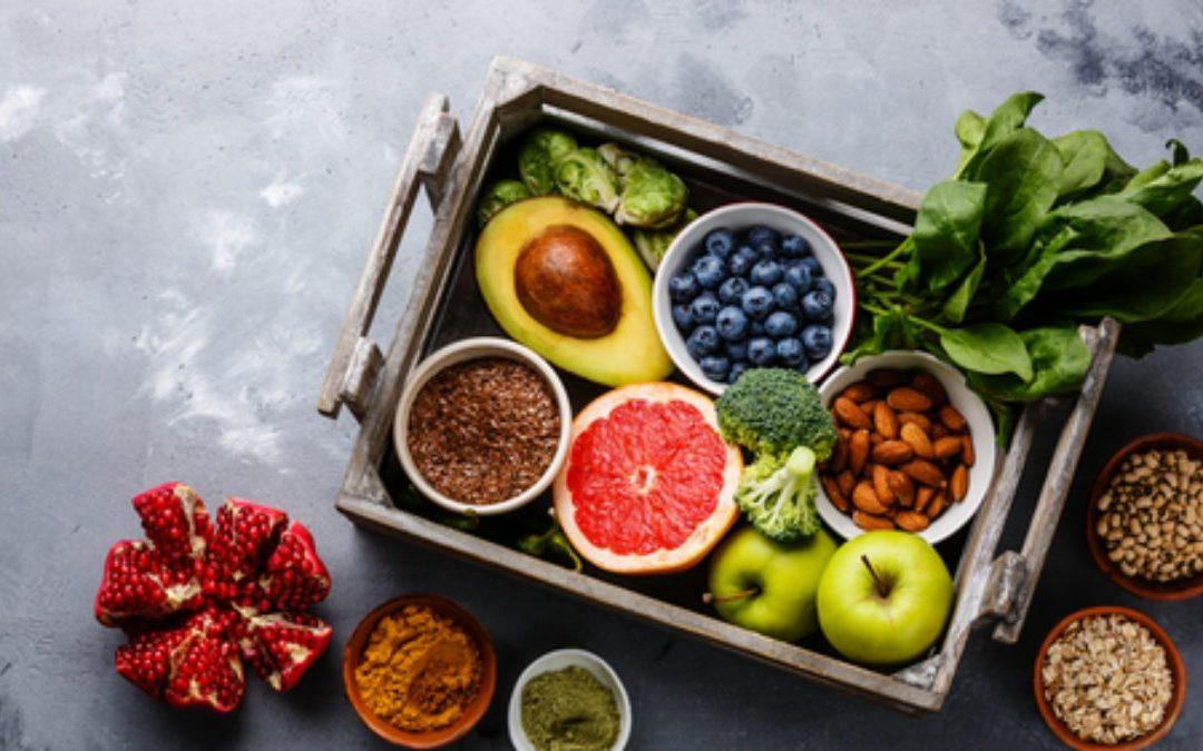 Antioxydant naturel : qui sont-ils ? Où les trouver dans l'alimentation ?
