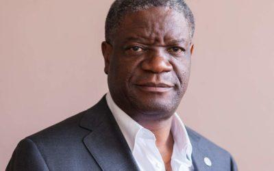 Le docteur Mukwege toujours menacé de mort
