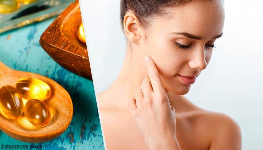 Vitamine E pour protéger votre peau
